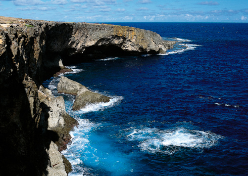 北マリアナ諸島「Banzai Cliff」:スマホ壁紙(1)