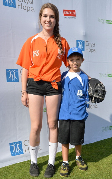 Larry Busacca「City of Hope Celebrity Softball Game at CMA Festival - Arrivals」:写真・画像(0)[壁紙.com]