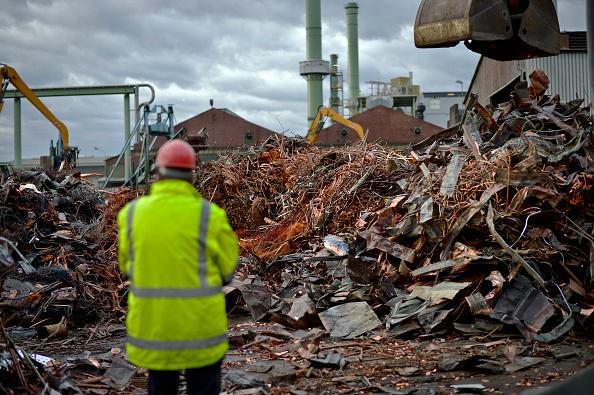 Copper「Electronics Scrap Recycling At Aurubis」:写真・画像(17)[壁紙.com]