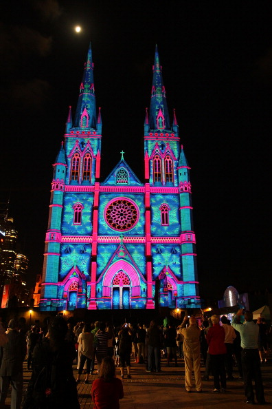 Lisa Maree Williams「Lights Of Christmas At St. Mary's Cathedral」:写真・画像(12)[壁紙.com]