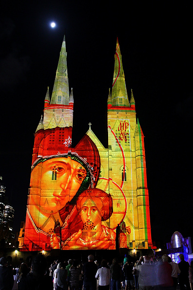 Lisa Maree Williams「Lights Of Christmas At St. Mary's Cathedral」:写真・画像(16)[壁紙.com]