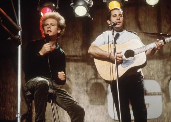 Singer「Simon & Garfunkel on 'Ready, Steady, Go!」:写真・画像(8)[壁紙.com]