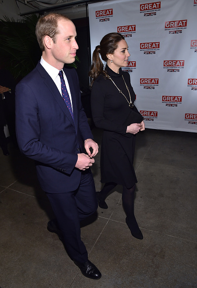 Attending「Creativity Is GREAT Britain's Creative Industries Event In Honour Of The Duke And Duchess Of Cambridge」:写真・画像(14)[壁紙.com]