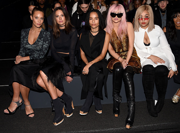 Faille「Vera Wang Collection - Front Row - Fall 2016 New York Fashion Week: The Shows」:写真・画像(11)[壁紙.com]