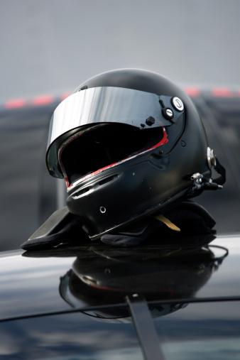 Racecar「Helmet」:スマホ壁紙(19)