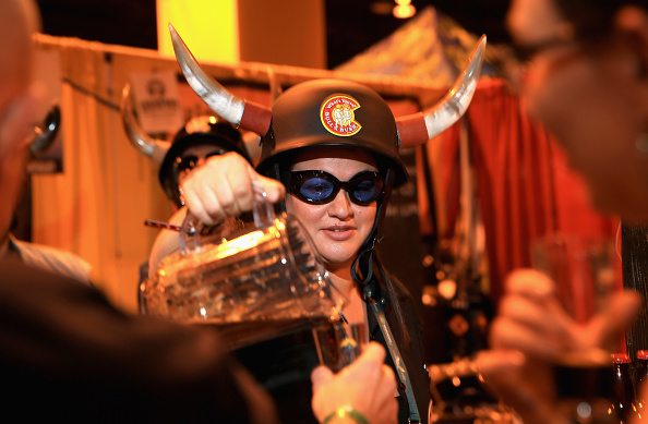 Beer Festival「Annual Great American Beer Festival Brings Attracts Craft Beer Enthusiasts And Brewers From Around The Country」:写真・画像(2)[壁紙.com]