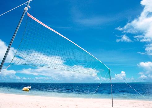 北マリアナ諸島「Beach Volleyball」:スマホ壁紙(7)