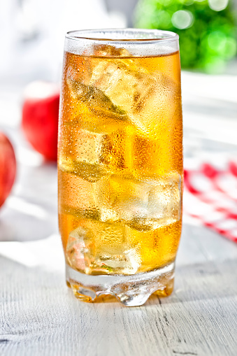 Juice - Drink「Apple Juice」:スマホ壁紙(3)