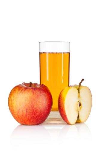 Apple Juice「Apple juice isolated」:スマホ壁紙(11)