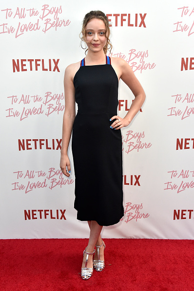 "Frazer Harrison「Screening Of Netflix's ""To All The Boys I've Loved Before"" - Arrivals」:写真・画像(2)[壁紙.com]"