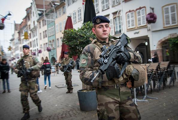 Strasbourg「Strasbourg Hit By Christmas Market Shooting」:写真・画像(2)[壁紙.com]