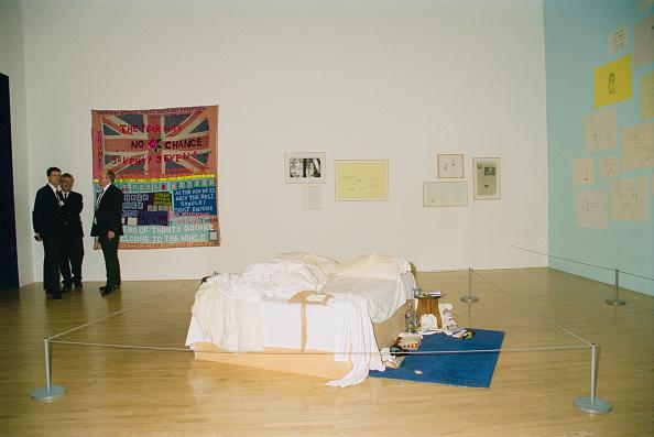 Installation Art「Emin's Turner Prize Display」:写真・画像(19)[壁紙.com]