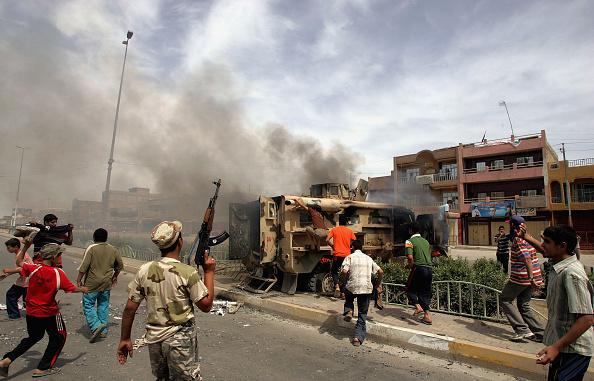 Muqtada Al-Sadr「Clashes Renew in Sadr City」:写真・画像(7)[壁紙.com]