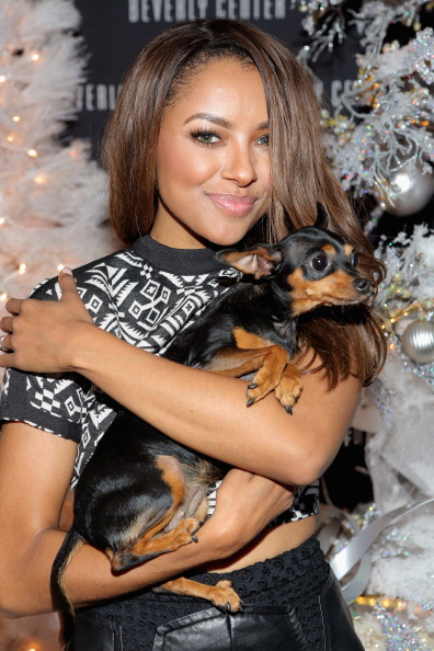 Domestic Animals「Beverly Center Holiday Debut With Stars And Their Pets」:写真・画像(9)[壁紙.com]