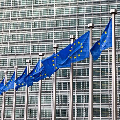 City of Brussels「european flags in brussels」:スマホ壁紙(9)