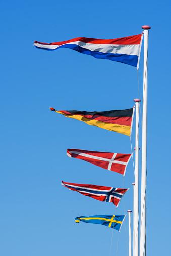 Helsingor「European Flags」:スマホ壁紙(11)