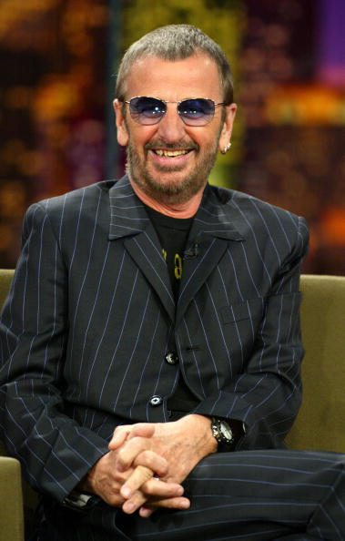 One Man Only「Ringo Starr Appears on The Tonight Show with Jay Leno」:写真・画像(8)[壁紙.com]