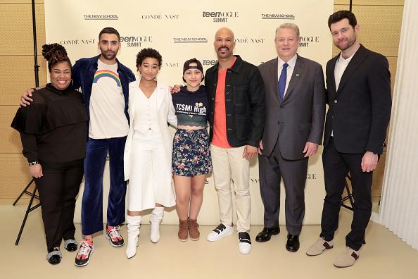 Teenager「Teen Vogue Summit 2018: #TurnUp  - Day 2」:写真・画像(17)[壁紙.com]