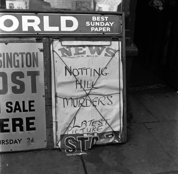Notting Hill Murders:ニュース(壁紙.com)