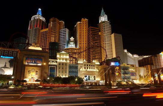 ラスベガス「Las Vegas Strip 'Business as Usual'」:写真・画像(15)[壁紙.com]