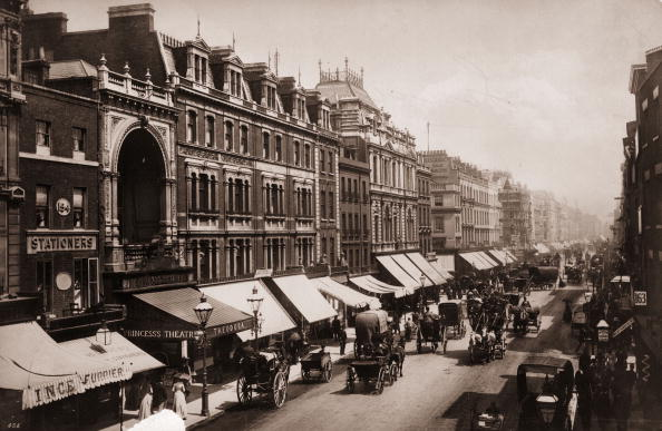 Oxford Street - London「Victorian London」:写真・画像(5)[壁紙.com]