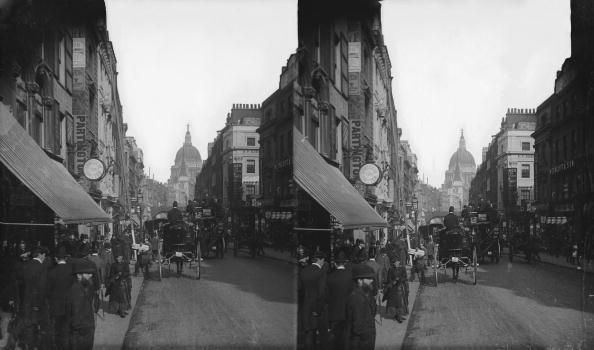 Three Dimensional「Fleet Street」:写真・画像(3)[壁紙.com]