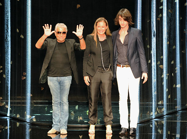 Roberto Cavalli: Runway - Milan Fashion Week Menswear Spring/Summer 2013:ニュース(壁紙.com)