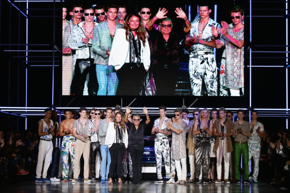 Roberto Cavalli - Designer Label「Roberto Cavalli - Runway - Milan Fashion Week Menswear Spring/Summer 2015」:写真・画像(1)[壁紙.com]