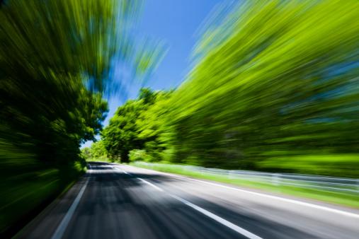 アクションショット「高速」:スマホ壁紙(10)