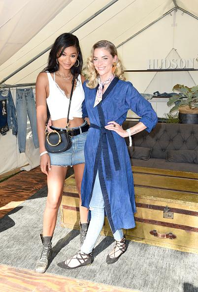 女優「Hudson Jeans FYF Fest Style Lounge」:写真・画像(15)[壁紙.com]