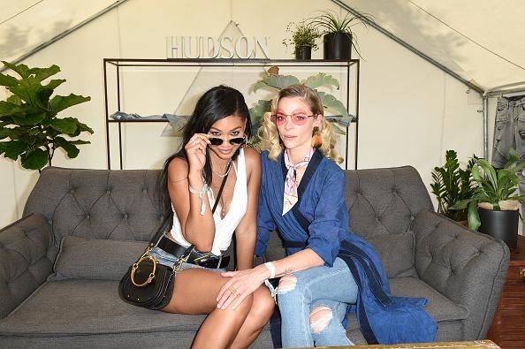 女優「Hudson Jeans FYF Fest Style Lounge」:写真・画像(9)[壁紙.com]