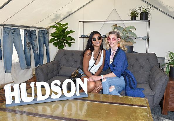 女優「Hudson Jeans FYF Fest Style Lounge」:写真・画像(8)[壁紙.com]