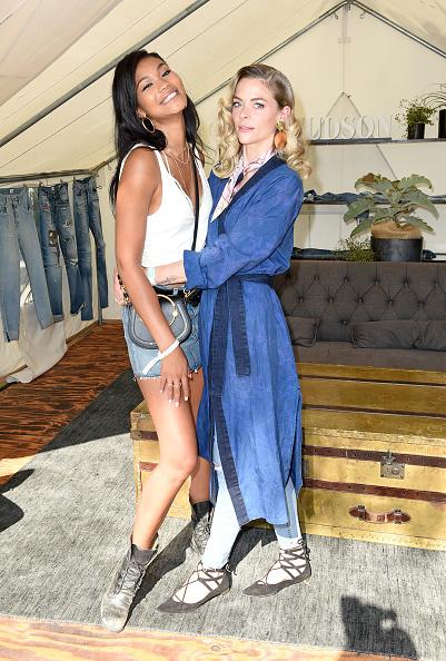 女優「Hudson Jeans FYF Fest Style Lounge」:写真・画像(1)[壁紙.com]