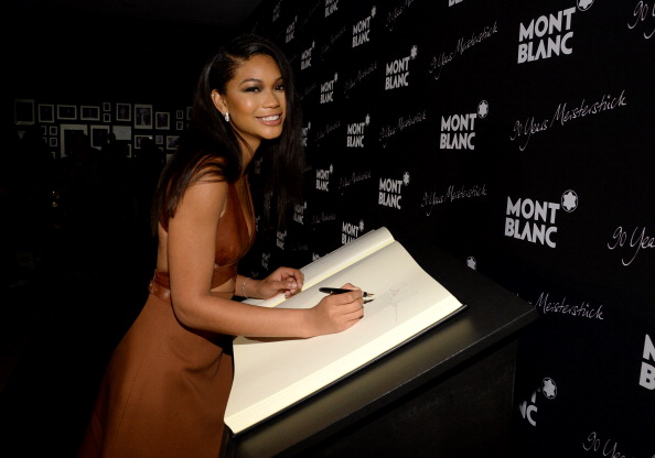 Larry Busacca「Montblanc Celebrates 90 Years Of The Iconic Meisterstuck - Arrivals」:写真・画像(6)[壁紙.com]
