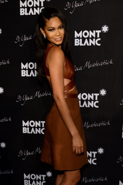 Larry Busacca「Montblanc Celebrates 90 Years Of The Iconic Meisterstuck - Arrivals」:写真・画像(4)[壁紙.com]