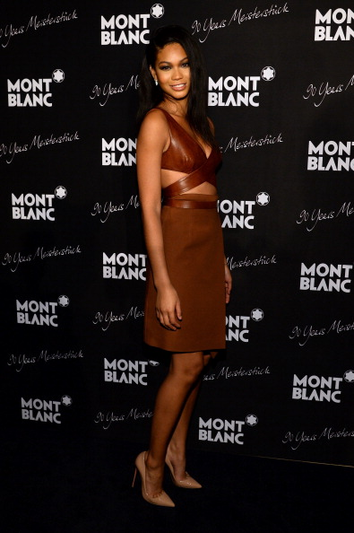 Larry Busacca「Montblanc Celebrates 90 Years Of The Iconic Meisterstuck - Arrivals」:写真・画像(5)[壁紙.com]