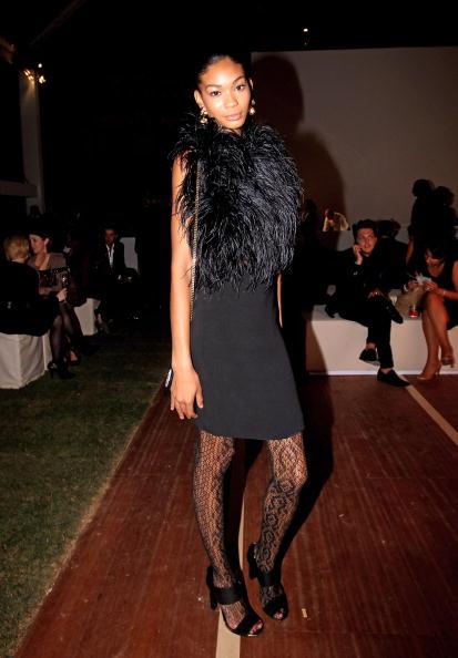 Sleeveless Dress「Gucci Party: Milan Fashion Week Womenswear S/S 2011」:写真・画像(15)[壁紙.com]