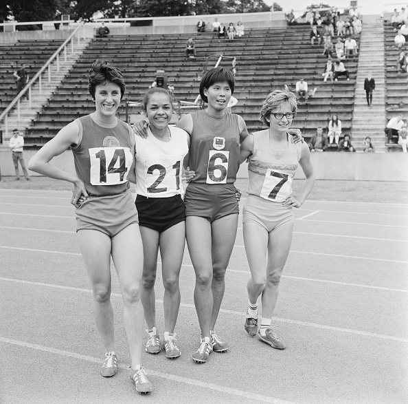 Track And Field「AAA Championships 1969」:写真・画像(1)[壁紙.com]
