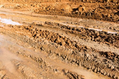Dirt Road「Muddy Road」:スマホ壁紙(8)