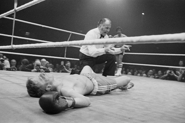 WBC「WBC welterweight title Fight」:写真・画像(13)[壁紙.com]