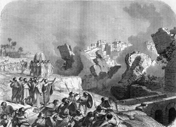 Trumpet「The falling of the walls of Jericho」:写真・画像(18)[壁紙.com]