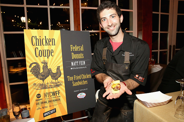 Chicken Meat「Chicken Coupe Hosted By Whoopi Goldberg - Food Network & Cooking Channel New York City Wine & Food Festival presented By FOOD & WINE」:写真・画像(17)[壁紙.com]