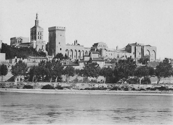 世界遺産「Avignon - The Rhone And Popes Palace」:写真・画像(15)[壁紙.com]