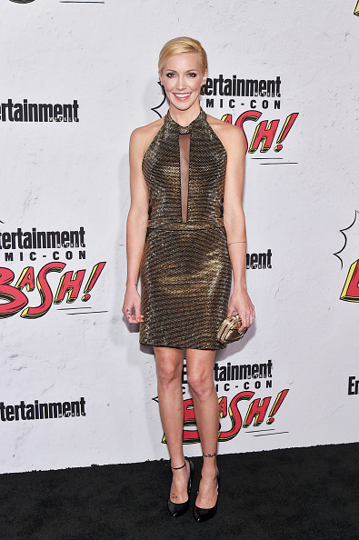 Vertical「Entertainment Weekly Hosts Its Annual Comic-Con Party At FLOAT At The Hard Rock Hotel In San Diego In Celebration Of Comic-Con 2017 - Arrivals」:写真・画像(9)[壁紙.com]