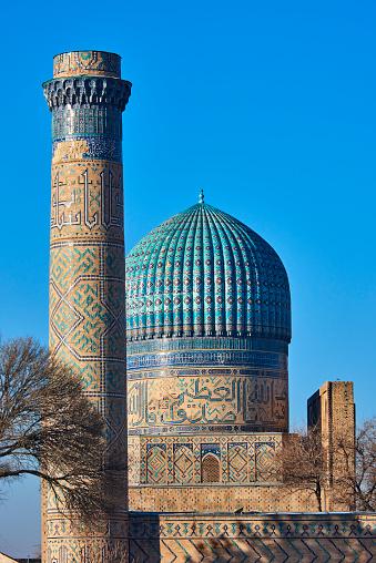 UNESCO「Uzbekistan, Samarkand, Bibi Khanoum mosque」:スマホ壁紙(3)
