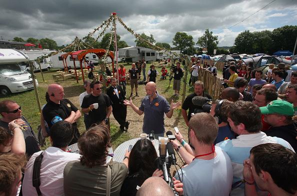 Worthy Farm「Glastonbury Festival 2008 Day 3」:写真・画像(9)[壁紙.com]