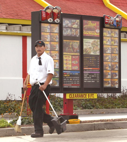 Menu「McDonald's Unhappy Over McJob Addition To Dictionary」:写真・画像(16)[壁紙.com]