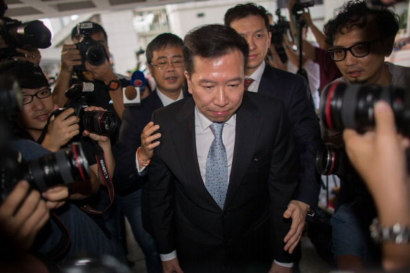 Feng Shui「Peter Chan Chun-chuen Appears In Court Accused Of Forging The Will Of Tycoon Nina Wang Kung Yu-sum」:写真・画像(13)[壁紙.com]