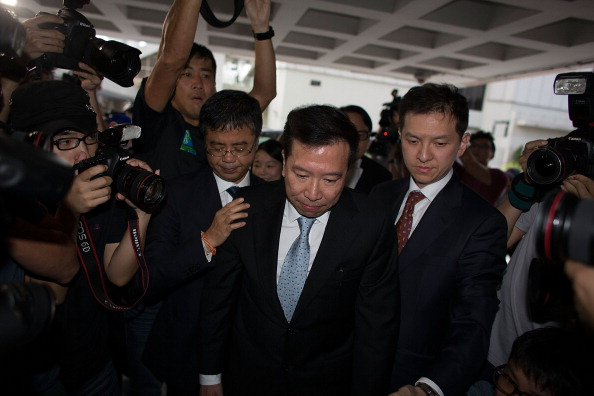 Feng Shui「Peter Chan Chun-chuen Appears In Court Accused Of Forging The Will Of Tycoon Nina Wang Kung Yu-sum」:写真・画像(8)[壁紙.com]