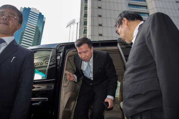 Feng Shui「Peter Chan Chun-chuen Appears In Court Accused Of Forging The Will Of Tycoon Nina Wang Kung Yu-sum」:写真・画像(11)[壁紙.com]